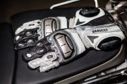 Перчатки Vanucchi titanium