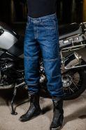 Мотоджинсы ForceRiders (UK), Классические, мужские, синий