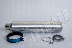 Глушитель алюминиевый под оригинал Honda